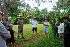 Israeli Environmental Experts Visit Galapagos Islands Ecuadorian Ministry of Environment invites Israeli experts to assist in island preservation