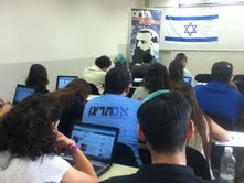Putting Zionism back in the center – on campus
