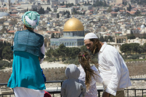 Did the EU just back Jewish prayer on the Temple Mount?