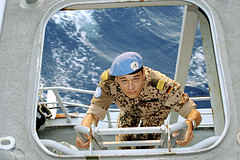 United Nations Interim Force in Lebanon Troops...