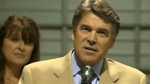 Gov. Perry responds to Texas secession discussion