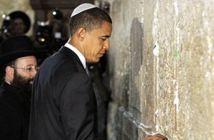 Where should President Obama visit when he goes to Israel?