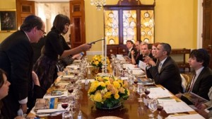Obama hosts Passover Seder, enthuses about Israel visitIn holiday greeting