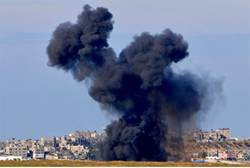 Israel launches first air strike against Gaza since truce