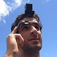 Google Glass for a mitzvah