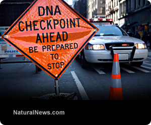 Police set up roadblocks to 'voluntarily' collect DNA, blood samples from innocent Americans