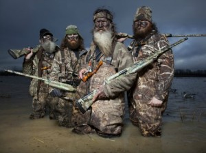 &#8216;Duck Dynasty&#8217; star Vows to quit if A&amp;E bans talk of God or guns