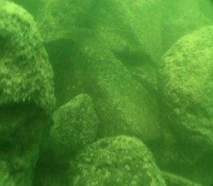 Researchers find underwater monument in Sea of Galilee